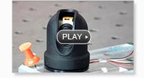Piezo Drive Miniature Gimbal